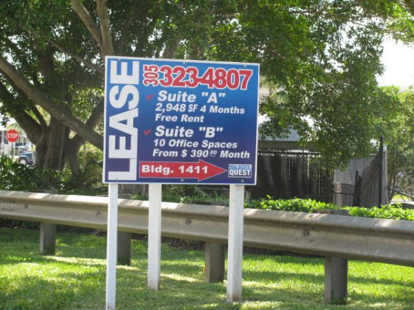 Exterior Site Signs
